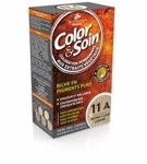 COLOR & SOIN Farba d/włos.11A 135 ml