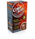 COLOR & SOIN Farba d/włos.8C 135 ml