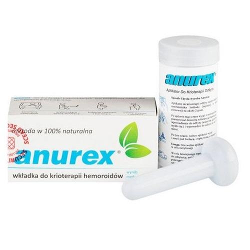 Anurex aplikator p/hemoroidom 1 szt.