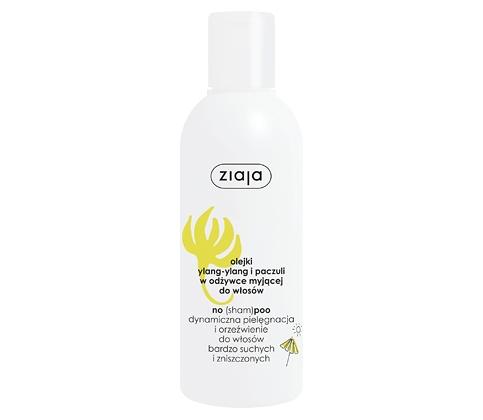 ZIAJA YLANG I PACZULI Odżyw.d/włos.200 ml