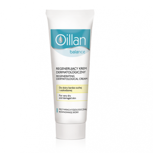 OILLAN BALANCE Regener.dermatol.krem 40 ml
