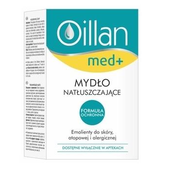 OILLAN MED Mydło natłuszczające 100g