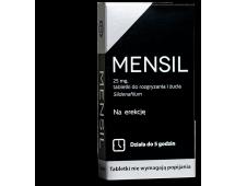 Mensil tabl.dorozgr.iżucia 0,025g 2tabl.