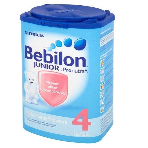 Bebilon Junior 4 z Pronutra+ prosz. 800g