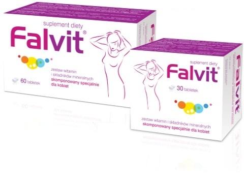 Falvit+Falvit tabl. 60 tabl.(+30 tabl)1op.