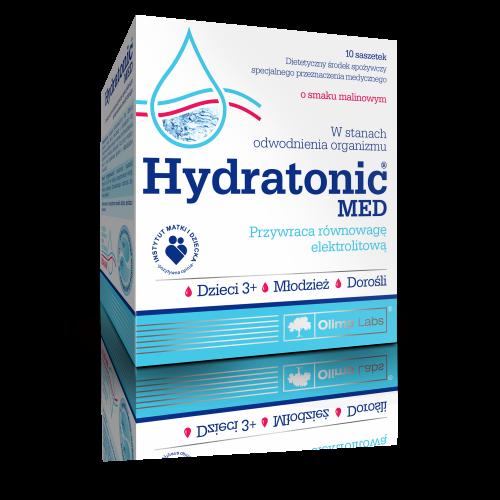 Olimp Hydratonic Med sm.mal.prosz.10sasz.