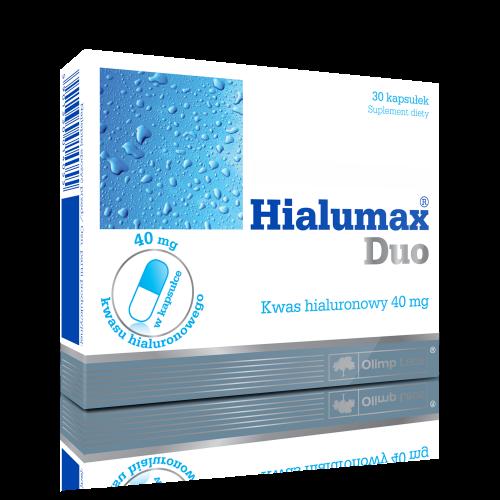 Olimp Hialumax Duo kaps. 30 kaps.