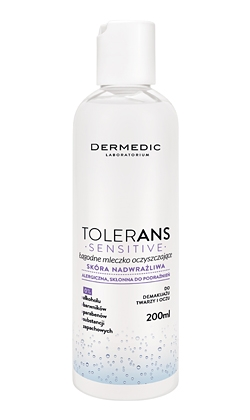 DERMEDIC TOLERANS SENSITIVE Mlecz. 200ml