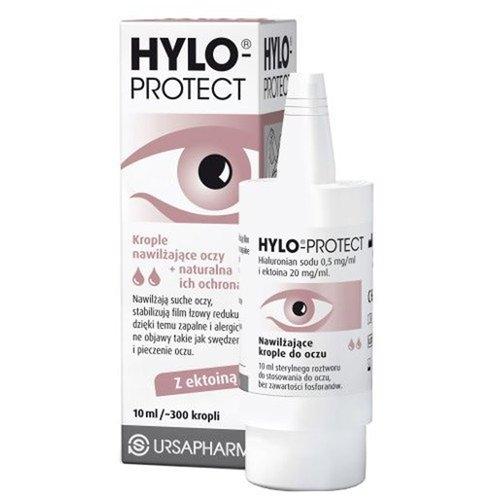 Hylo-Protect krople do oczu nawilz. 10ml