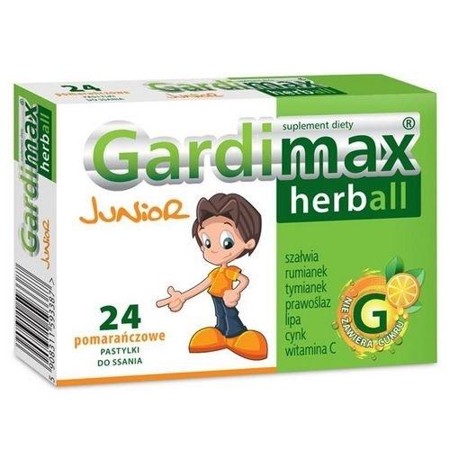 Gardimax Herball Junior do ssania 24 past.