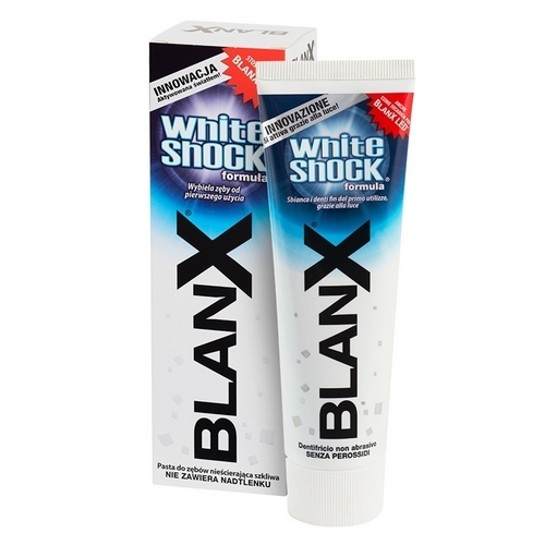 Pasta d/zęb.BLANX White Shock 75 ml
