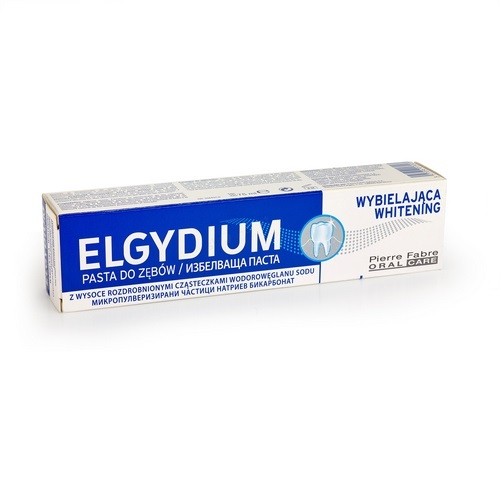 Pasta d/zęb.ELGYDIUM WHITENING 75ml