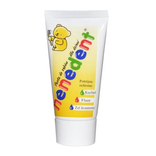 Pasta d/zęb.NENEDENT d/dzieci z fluor.50ml