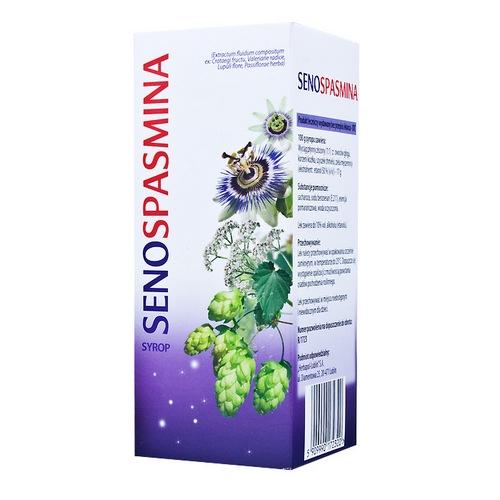 Senospasmina (Passispasmin) syrop 150 g