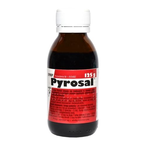 Syrop  Pyrosal 125 g