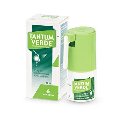 Tantum Verde Nebuliz. płyn 30 ml (atomiz.)
