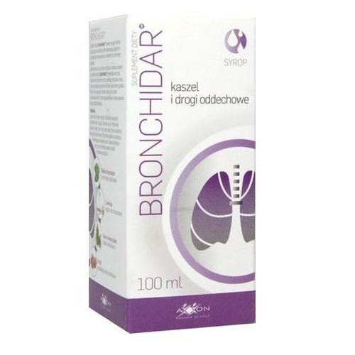 Bronchidar Syrop 100 ml