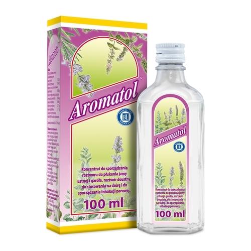 Aromatol płyn 100 ml