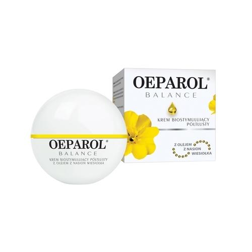OEPAROL BALANCE Krem biostym. półtł. 50 ml