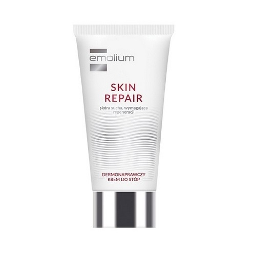 EMOLIUM REPAIR Krem do stóp napraw.100ml
