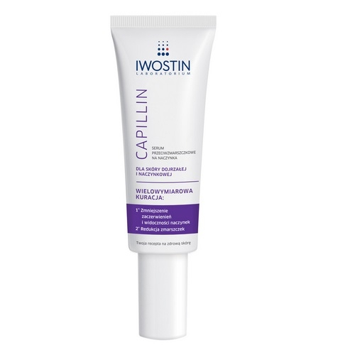 IWOSTIN CAPILLIN Serum 40 ml