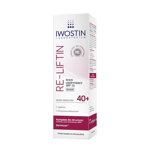 IWOSTIN RE-LIFTIN Kr.uj. n/dz.SPF15 40 ml