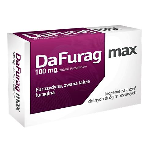 Dafurag max tabl. 0,1 g 15 tabl.