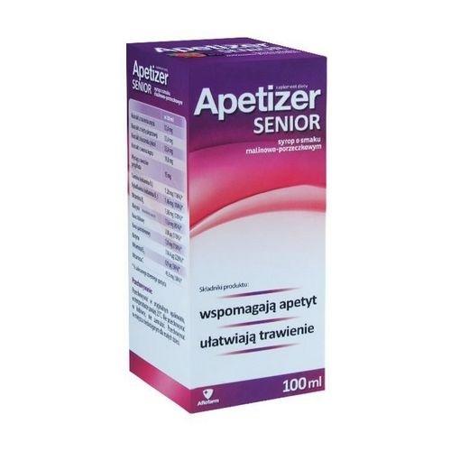 Apetizer Senior sm.malinowo-porzecz.100 ml | Apteka internetowa, antyperspirant, avent, bioderma, bioliq, canpol, cera trądzikowa preparaty, dermokosmetyki, geriavit, grzybica leki bez recepty, himalaya, kreon, leki bez recepty, leki na grypę, leki na przeziębienie, leki na uspokojenie, mascara med., maxigra go, maxon, mensil, mugga, mustela, odchudzanie leki, odporność, pirolam, tabletki na ból gardła, test ciążowy, tran mollers, vichy, witamina d, wszy preparaty, zapalenie stawów, zestawy kosmetyków, ziaja