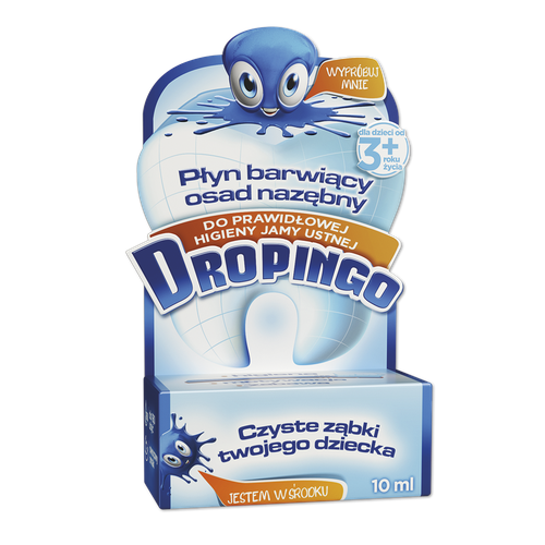 DROPINGO płyn do stos.w j.ust. 10 ml