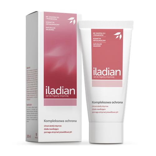 ILADIAN Żel do higieny intymnej 180 ml