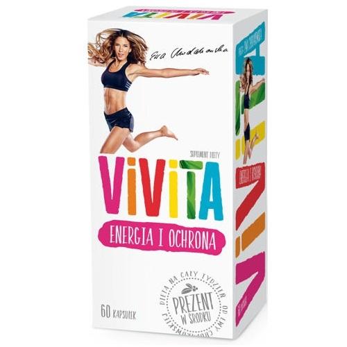 ViVita Energia i Ochrona kaps. 60 kaps.