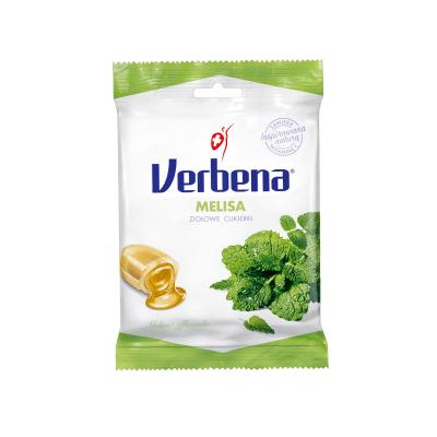 Cukierki VERBENA Melisa zioł.z vit C 60 g