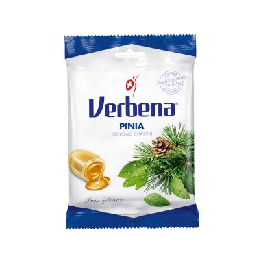 Cukierki VERBENA Pinia zioł. z vit C 60 g