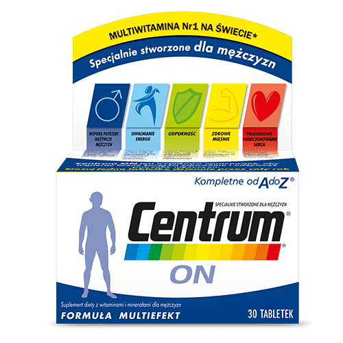Centrum ON tabl. 30 tabl.