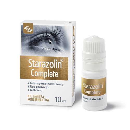 Starazolin Complete krop.do oczu 10 ml