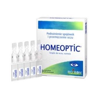 BOIRON Homeoptic krop.do oczu 10szt* | Apteka internetowa, antyperspirant, avent, bioderma, bioliq, canpol, cera trądzikowa preparaty, dermokosmetyki, geriavit, grzybica leki bez recepty, himalaya, kreon, leki bez recepty, leki na grypę, leki na przeziębienie, leki na uspokojenie, mascara med., maxigra go, maxon, mensil, mugga, mustela, odchudzanie leki, odporność, pirolam, tabletki na ból gardła, test ciążowy, tran mollers, vichy, witamina d, wszy preparaty, zapalenie stawów, zestawy kosmetyków, ziaja
