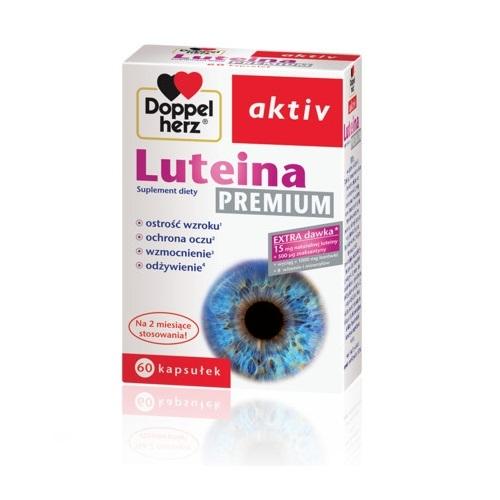 Doppelherz aktiv Luteina Premium 60 kaps.