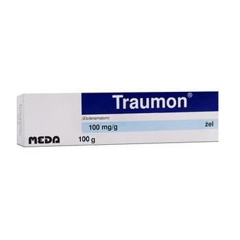 Traumon żel 0,1 g/g 100 g