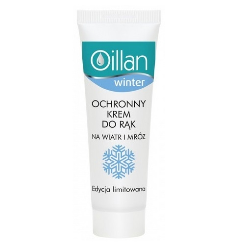 OILLAN WINTER Ochronny Krem do rąk 50 ml