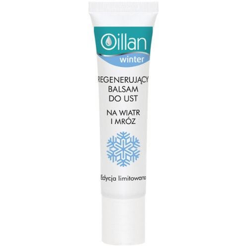 OILLAN WINTER Regen.balsam do ust 15 ml