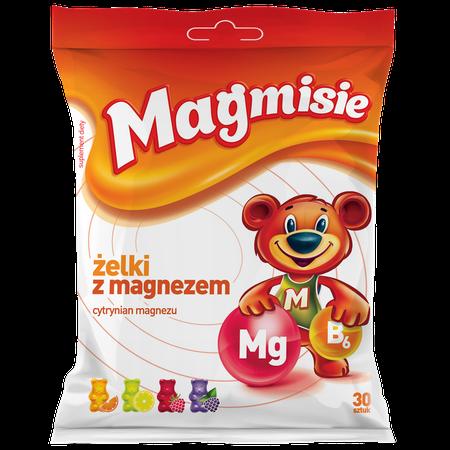 MAGMISIE Żelki (135g) 30 szt.