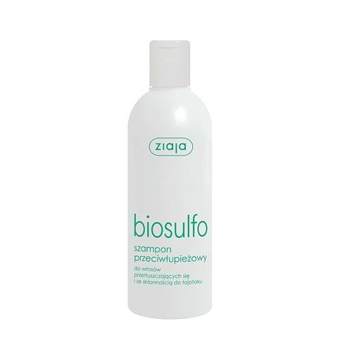 ZIAJA szampon Biosulfo p/łup. 300 ml