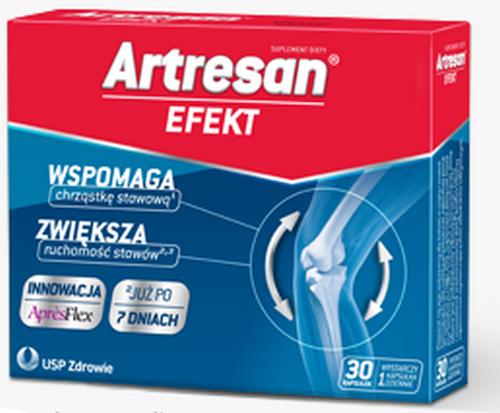 Artresan Efekt kaps. 30 kaps. (blister)