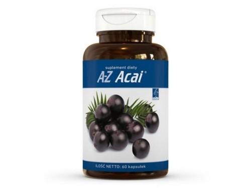 A-Z Acai kaps. 0,35 g 60 kaps.