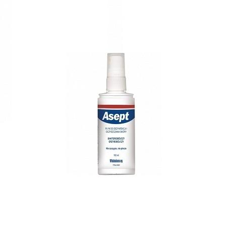 Asept Aerosol d/dezynf.sk. płyn 100 ml