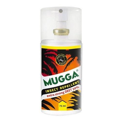 Mugga Spray 50% DEET 75 ml