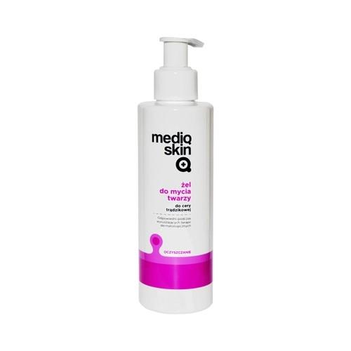 MEDIQSKIN Żel do mycia twarzy żel 200 ml