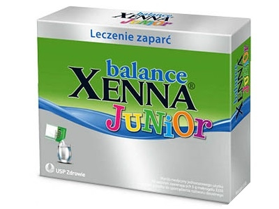 Xenna balance Junior prosz. 10 sasz.