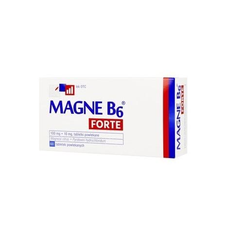 Magne B6 Forte tabl.powl. 60 tabl.