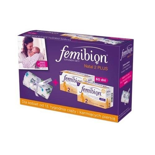 Femibion Natal 2 PLUS 2 op.+otulacz